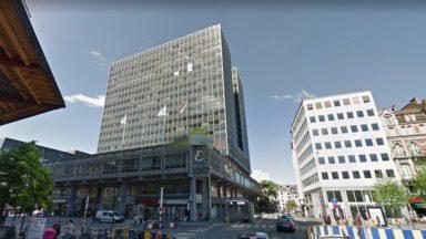 Bruxelles : avis favorable pour la rénovation de la tour de Brouckère