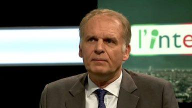 """Alain Destexhe affirme qu'il n'est pas exclu du MR d'Ixelles et se verrait bien """"bourgmestre"""""""