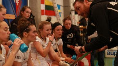 Euro de hockey indoor: la Belgique entame la compétition par un succès 4-0 contre la Croatie
