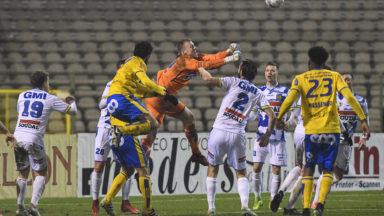 L'Union se fait rejoindre dans les arrêts de jeu par Westerlo (1-1)