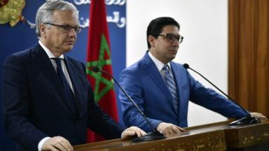 Didier Reynders souhaite renforcer les relations entre la Belgique et le Maroc