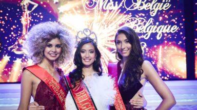 Angeline Flor Pua a été sacrée miss Belgique 2018