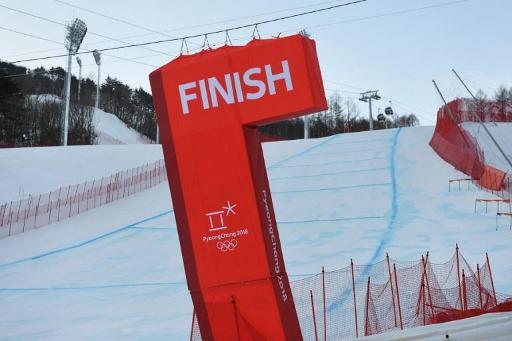 JO 2018 - Le slalom géant dames avec Kim Vanreusel reporté à jeudi