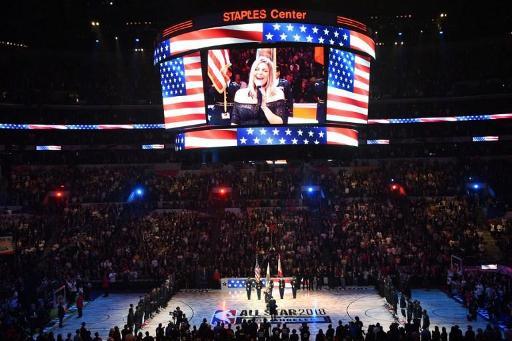 La chanteuse Fergie s'explique après sa reprise catastrophique de l'hymne américain (vidéo)