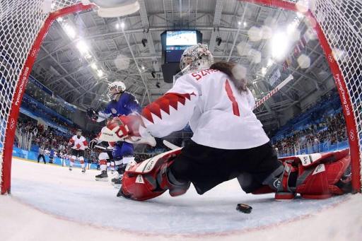 Quelle sensation : l'Allemagne sort le Canada !