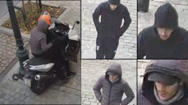 La police lance un avis de recherche : avez-vous ces deux auteurs de vol à main armée à Bruxelles ?