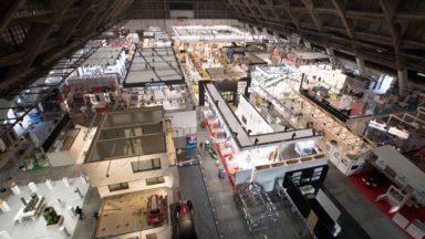 Le salon Batibouw se tiendra comme prévu en février 2022 à Brussels Expo