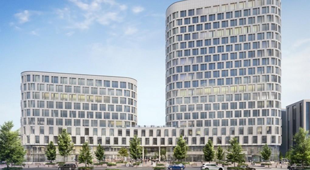 Bruxelles besix va construire m² de bureaux dans le