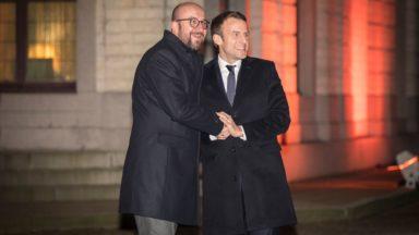 Sommet européen à Bruxelles: les photos du diner au Château de Val Duchesse