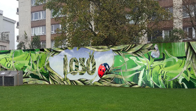 Schaerbeek: la commune propose de voter pour la future fresque du parc Albert