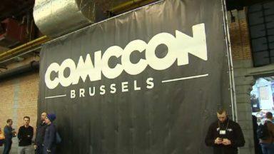 La troisième édition du  Comic Con, c'est ce week-end à Tour & Taxis
