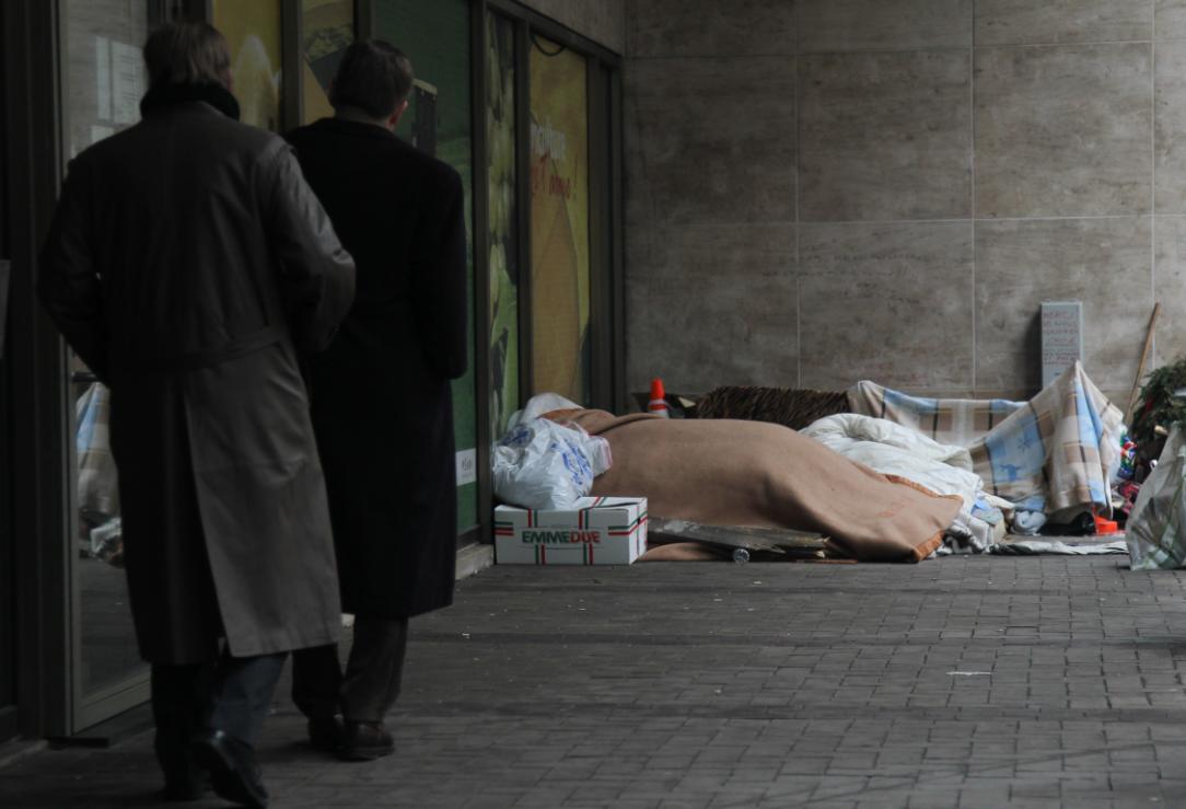 Vague de froid : les Namurois solidaires