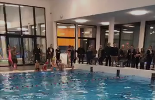 Les nouvelles piscines de la vub officiellement inaugur es for Piscine ixelles