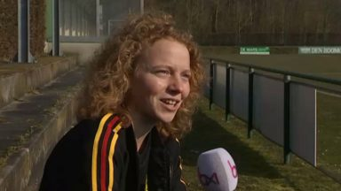 RSC Anderlecht : Charlotte Tison, une Bruxelloise parmi les Red Flames