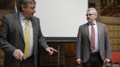 Bernard Clerfayt rejette la responsabilité du parc Maximilien sur la N-VA