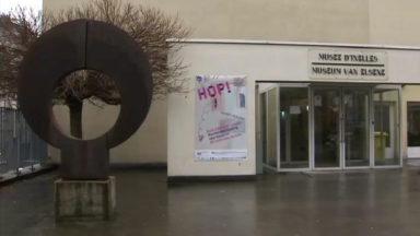 Fermeture du Musée d'Ixelles ce week-end : les voisins hébergent des œuvres chez eux