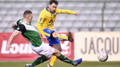 Division 1B : l'Union Saint-Gilloise partage contre le Cercle Bruges, vainqueur de la 2e tranche (1-1)