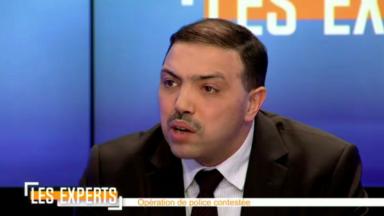 """Ahmed El Khannouss: """"À Molenbeek, il y a eu des contrôles similaires (…) et très peu de réactions du monde associatif"""""""