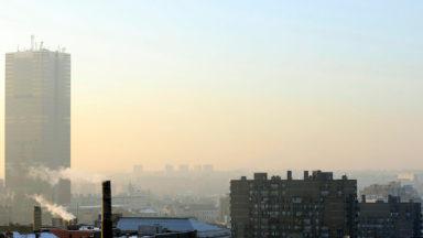 """Pollution de l'air à Bruxelles : les """"Chercheurs d'air"""" identifient des points noirs"""