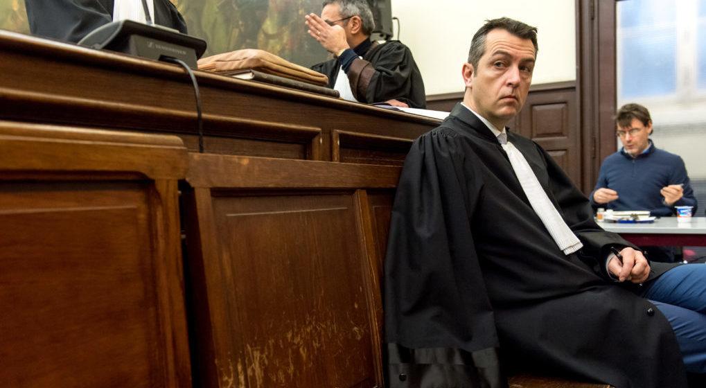 Ouverture du procès de Salah Abdeslam à Bruxelles
