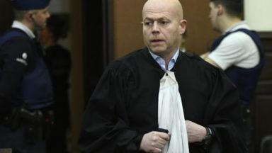 Sven Mary dénonce le non-respect des mesures sanitaires au palais de Justice de Bruxelles