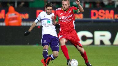 Anderlecht sombre à Ostende (2-0) et aligne un quatrième match sans victoire