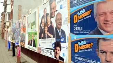 A Bruxelles, il ne devrait plus y avoir de candidats suppléants aux régionales de 2019