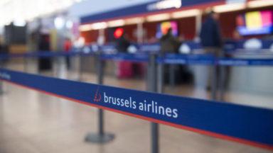 Coronavirus : Brussels Airlines envisage un système de tests rapides avant de monter dans l'avion