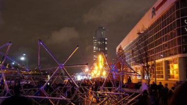 Bright Brussels, le festival des lumières débute ce jeudi