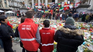 Attentats de Bruxelles : voici le programme des commémorations du 22 mars