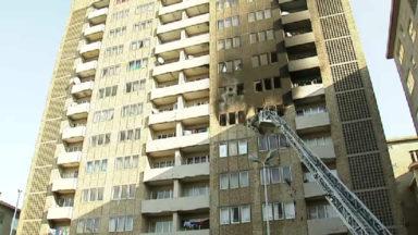 Incendie rue Haute : la piste criminelle n'est pas écartée