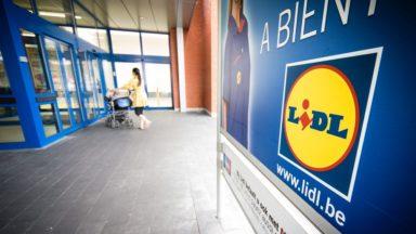 Lidl va investir 35 millions d'euros à Bruxelles en 2018 et créer 65 emplois