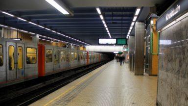 Manifestation nationale : la ligne 6 du métro à l'arrêt à partir de 18h30 et la ligne 2 à partir de 20h