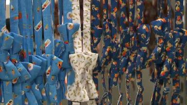Des noeuds papillon et un perroquet : portrait de deux entrepreneurs bruxellois