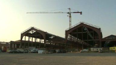 Gare Maritime: nouvelle étape dans l'urbanisation de Tour&Taxis