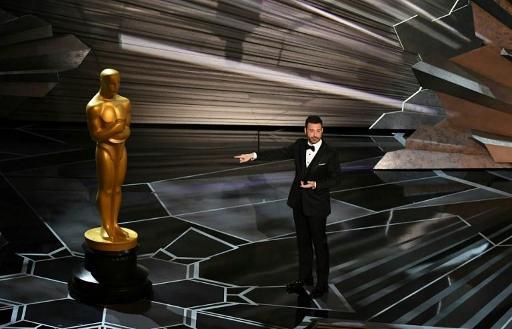 La cérémonie des Oscars marquée par l'ombre d'Harvey Weinstein