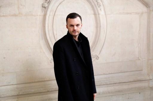 Dior Homme: départ du directeur artistique belge Kris Van Assche