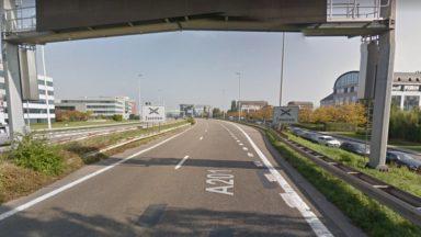 Les travaux du pont pour cyclistes au-dessus du Ring bruxellois à Diegem ont commencé