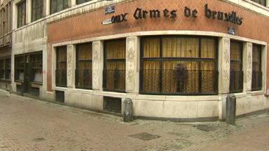 La reprise du restaurant Aux Armes de Bruxelles conclue ce mercredi avec Chez Léon