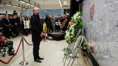 Commémorations du 22-Mars: Charles Michel a rencontré les familles des victimes après les cérémonies