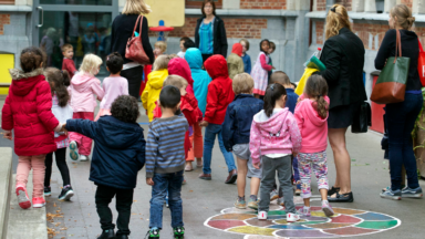 Plusieurs écoles bruxelloises poursuivent leur protestation contre la pollution de l'air
