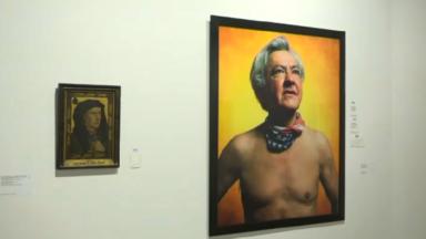 Bozar lance une nouvelle expo sur les portraits, des Primitifs flamands au selfie