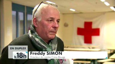 Fin du plan hiver : les hommes seuls doivent quitter le centre de la Croix-Rouge à Haren