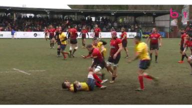 Rugby: l'Espagne demande de rejouer contre la Belgique