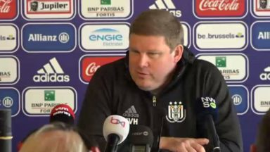 """Anderlecht doit gagner son dernier match devant ses supporters"", prévient Vanhaezebrouck"