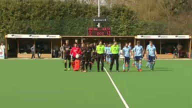 Hockey sur gazon : le Racing domine le derby bruxellois face à l'Orée (2-1)