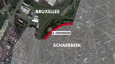 Schaerbeek veut récupérer une (petite) partie du territoire de la Ville de Bruxelles