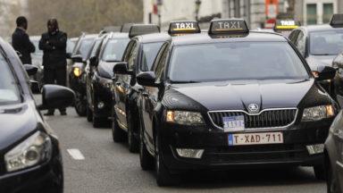 Les taxis bruxellois seront en grève le 26 novembre prochain