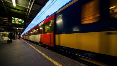 SNCB: le trafic ferroviaire entre Bruxelles et Tournai rétabli