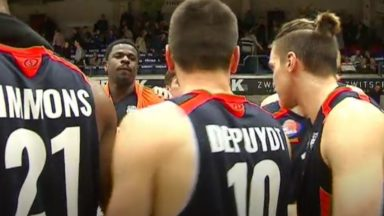 Basket : défaite du Brussels contre le Limburg United